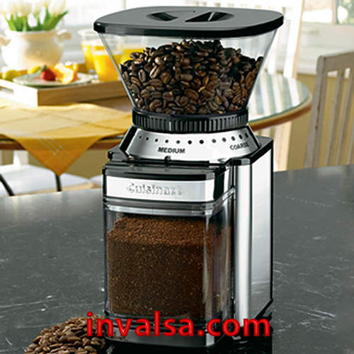 CUISINART� Burr Mill Coffee Grinder plus Artisan Roasted Coffee